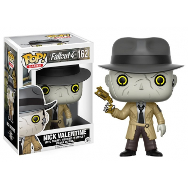 Fallout 4 - POP Nick Valentine