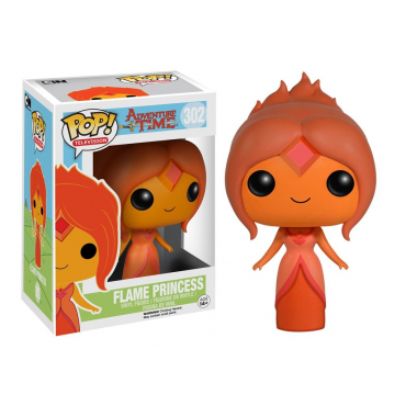 Adventure Time - Figurine POP Princesse Flamme