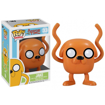 Adventure Time - Figurine Pop Jake