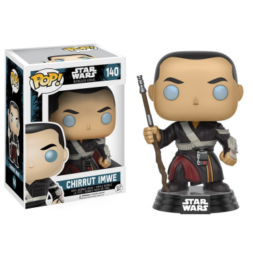 Star Wars Rogue One - Figurine POP Chirrut Imwe