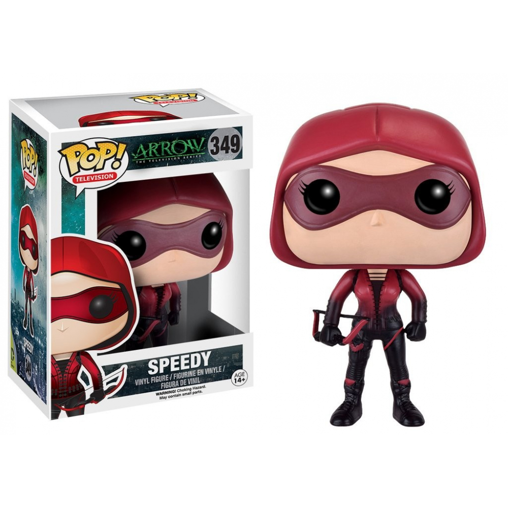 Arrow - Figurine POP Speedy