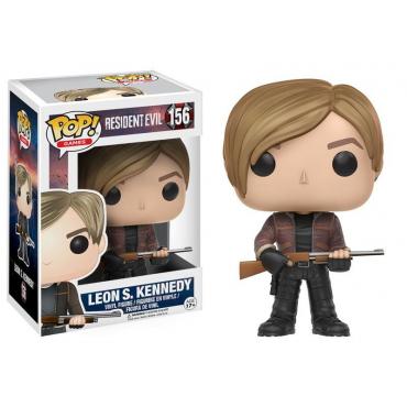 Resident Evil - Figurine POP Leon