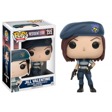 Resident Evil - Figurine POP Jill Valentine