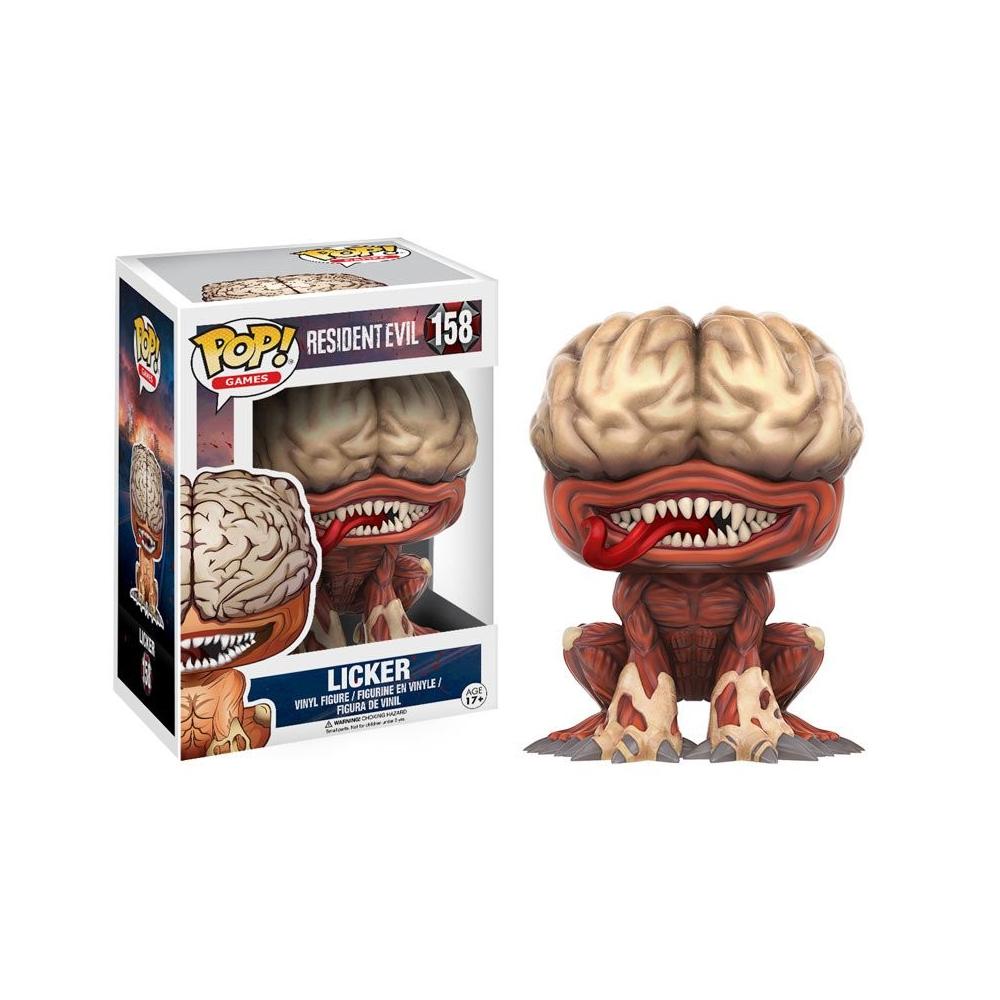 Resident Evil - Figurine POP Licker