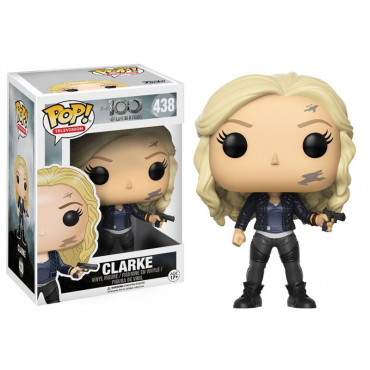 The 100 - Figurine POP Clarke