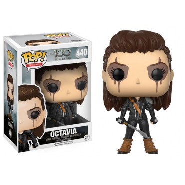 The 100 - Figurine POP Octavia