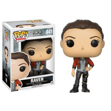 The 100 - Figurine POP Raven