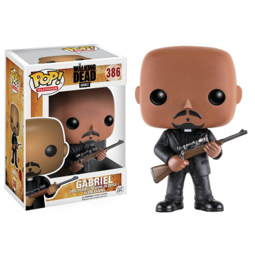 The Walking Dead - Figurine POP Gabriel