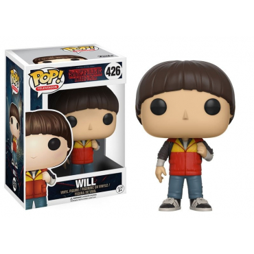 Stranger Things - Figurine POP Will