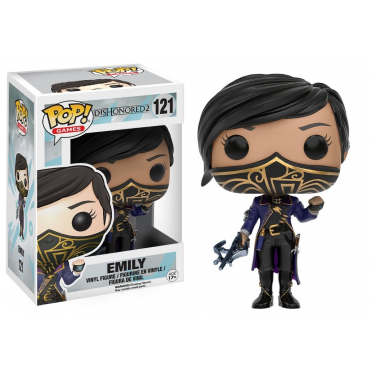 Dishonored 2 - Figurine POP Emily