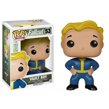 Fallout 4 - Figurine POP Vault Boy