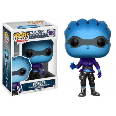 Mass Effect - Figurine POP Peebee