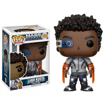 Mass Effect - Figurine POP Liam Kosta