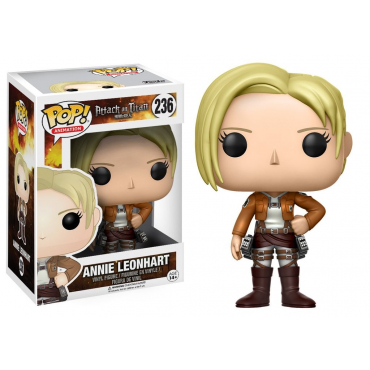 Attack On Titan - Figurine POP Annie Leonhart