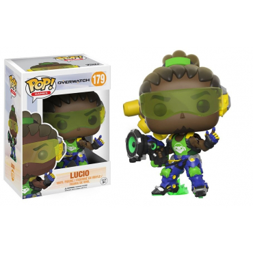 Overwatch - Figurine POP Lucio