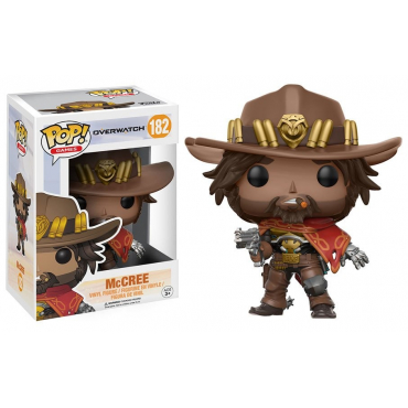 Overwatch - Figurine POP MC Cree