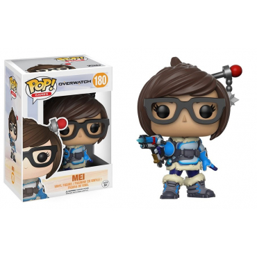 Overwatch- Figurine POP Mei