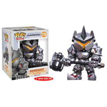 Overwatch - Figurine POP Reinhardt