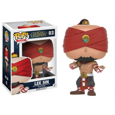 League Of Legends - Figurine POP Lee sin