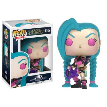 League Of Legends - Figurine POP Jinx
