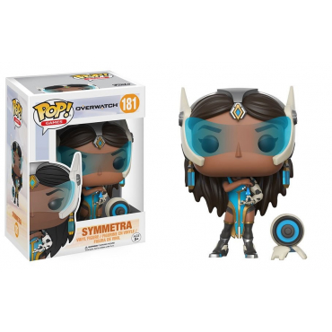 Overwatch - Figurine POP Symmetra