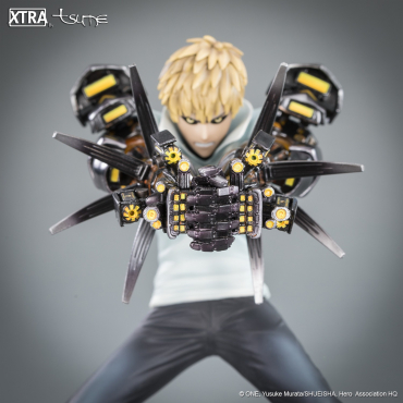 One Punch Man - Figurine Genos XTRA