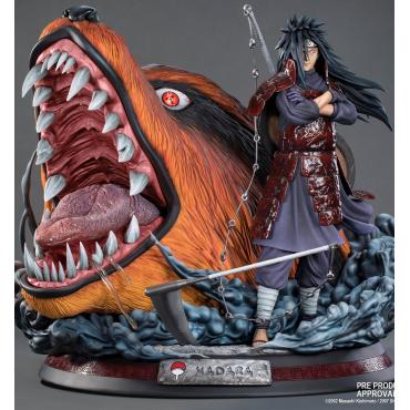 Naruto - Figurine Uchiha Madara HQS +