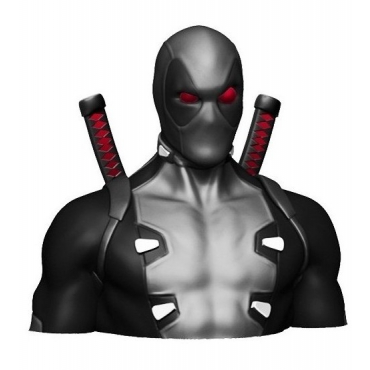 Deadpool - Figurine X-Force Version Tirelire Bust Bank