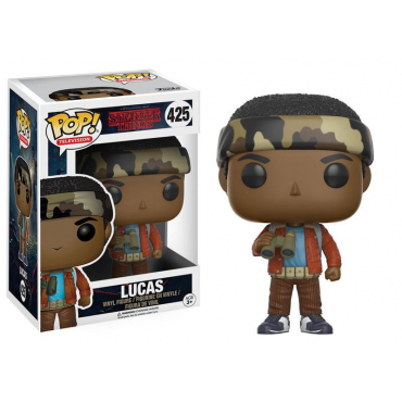 Stranger Things - Figurine POP Lucas