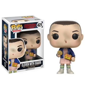 Stranger Things - Figurine POP Eleven