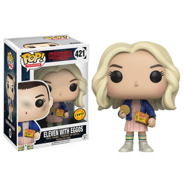 Stranger Things - Figurine POP Eleven Chase