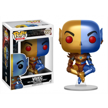 The Elder Scrolls - Figurine POP Vivec