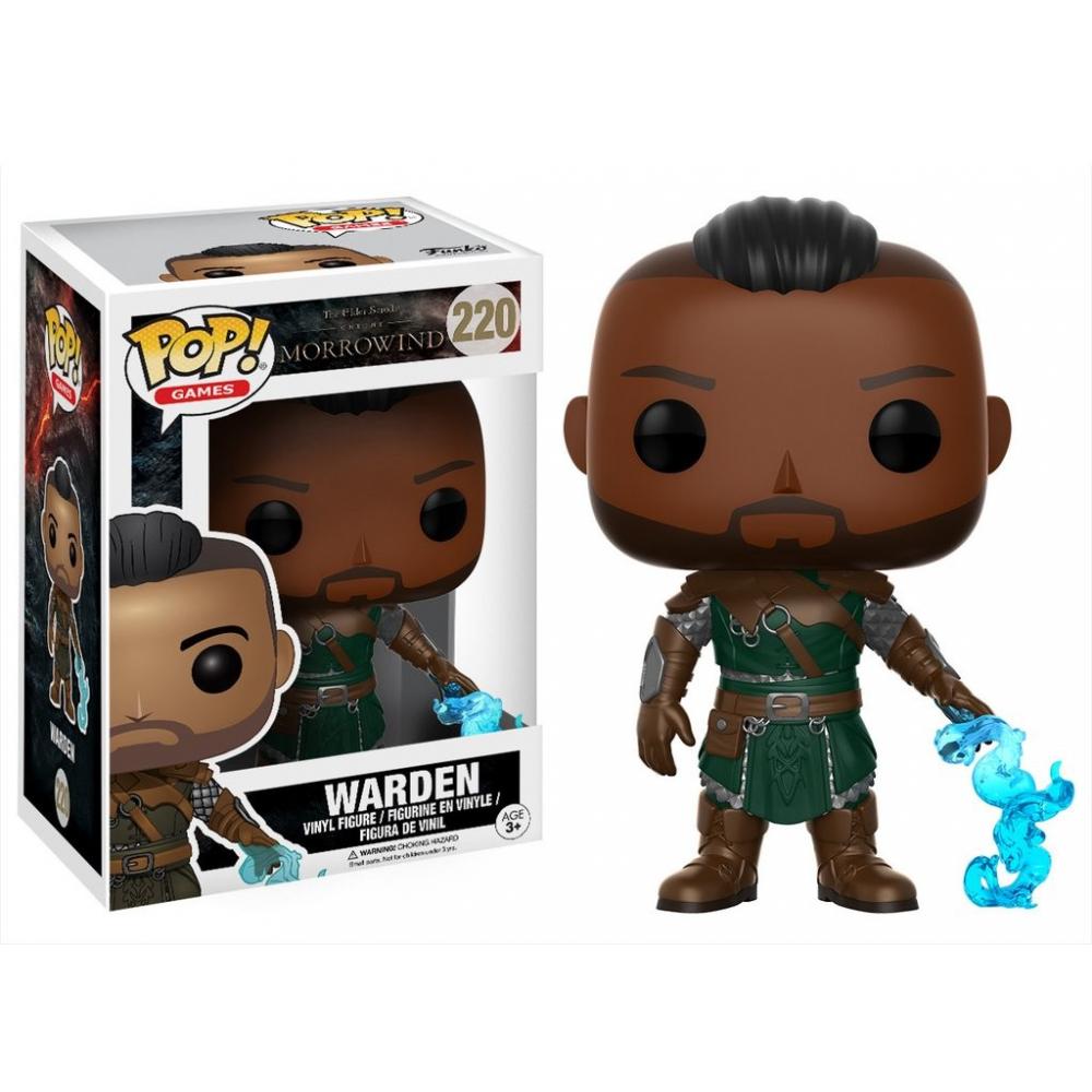 The ElderScrolls - Figurine POP Warden