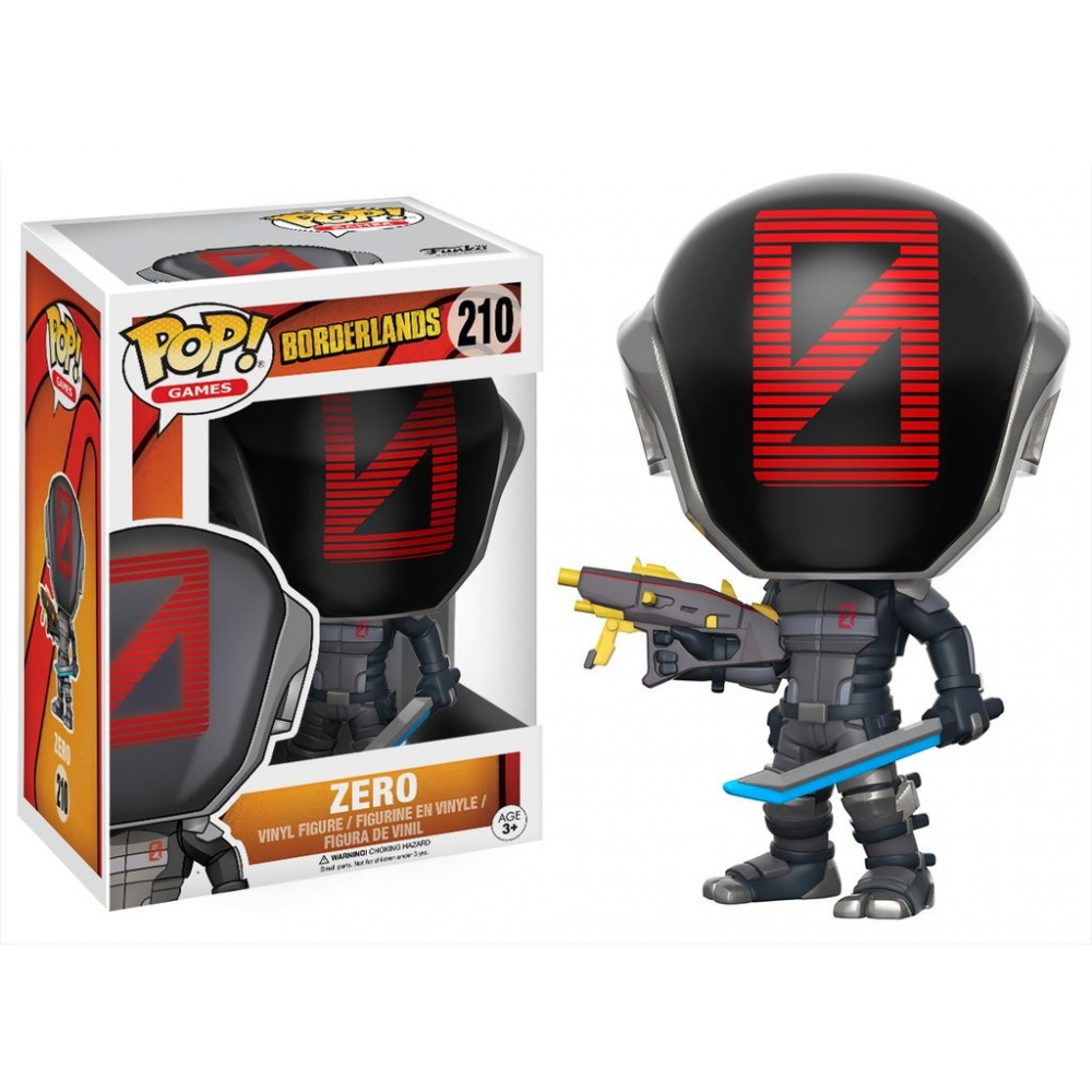 figurine pop zero