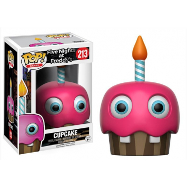Five Nights At Freddy's - Figurine POP Cupcake