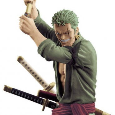 One Piece- Figurine Roronoa Zoro Swordsmen Vol.1