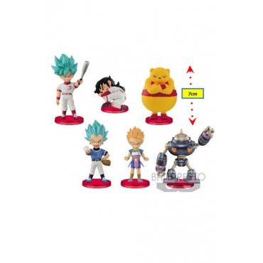 Dragon Ball Super - Pack Super WCF Collection Vol.8