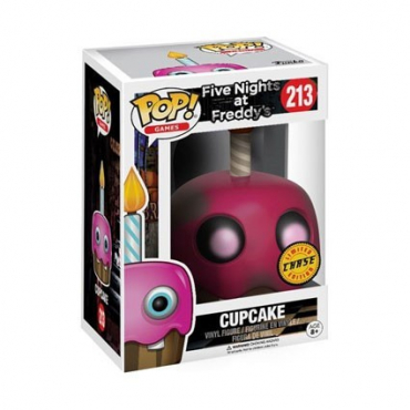 Five Nights At Freddy's - Figurine POP Cupcake Chase