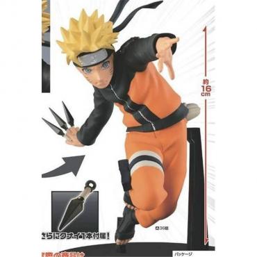 Naruto - Figurine Uzumaki Naruto Jump 50TH Anniversary