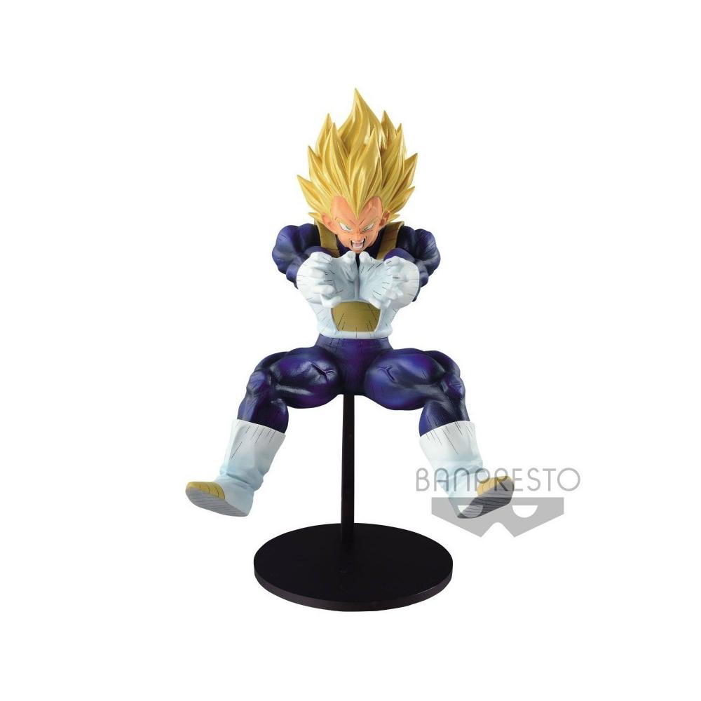 Dragon Ball Z - Figurine Vegeta Super Saiyan Final Flash