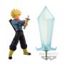 Dragon Ball Super - Figurine Mirai Trunks Super Saiyan Final Slash