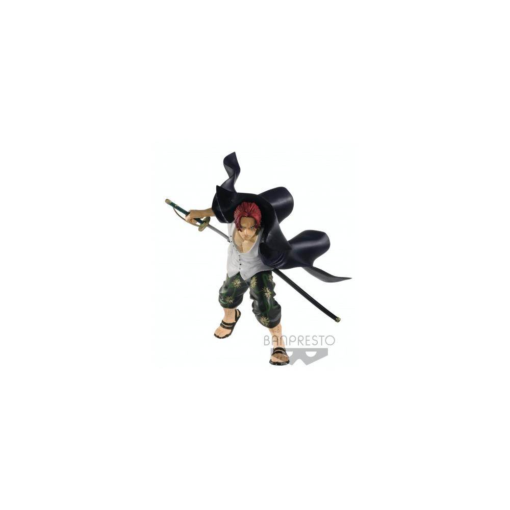 One Piece - Figurine Shanks Le Roux Swordmen
