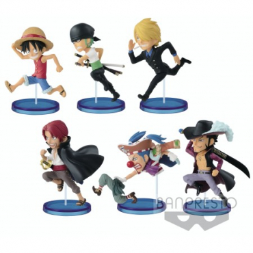 One Piece - Pack WCF History Relaye 20TH