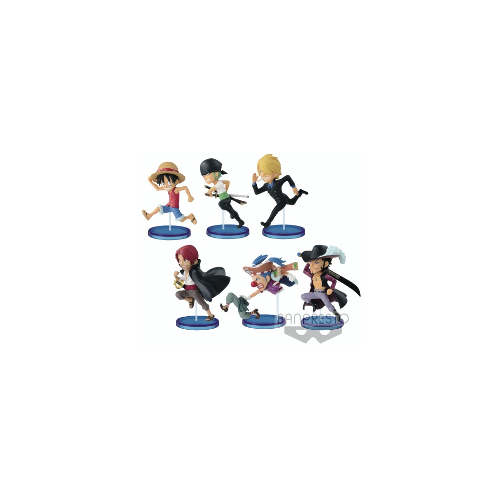 One Piece - Pack WCF History Releve 20TH