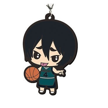 Kuroko No Basket - Rubber Strap Hanamiya Makoto Mascot Vol.3