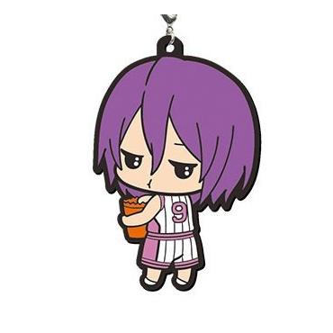 Kuroko No Basket - Rubber Strap Murasakibara Atsushi Mascot Vol.3