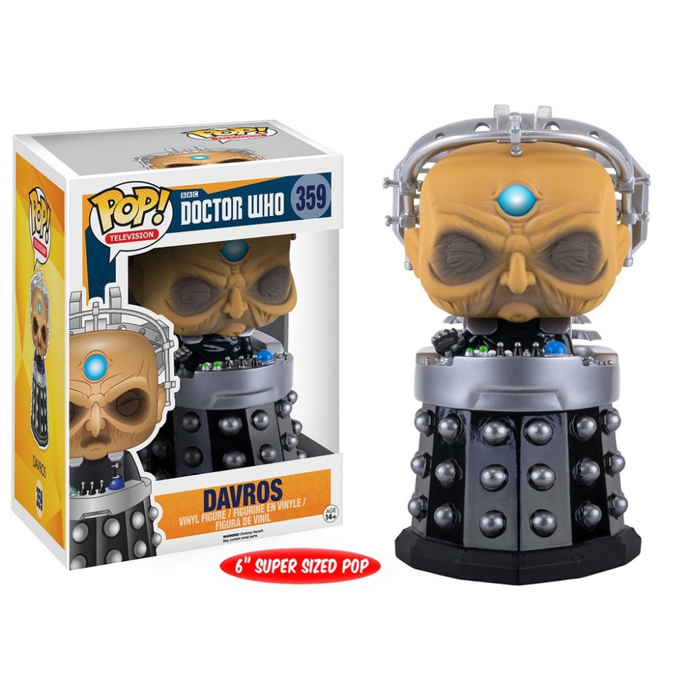 Doctor Who - Figurine POP Davros