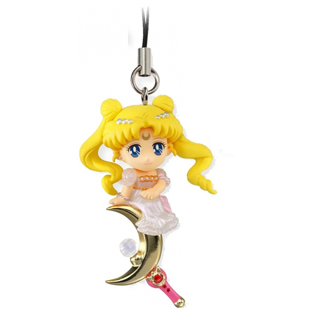 Sailor Moon - Strap Princess Serenity Twinkle Dolly