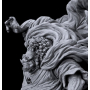 One Piece - Figurine Jinbei SCultures Big Zoukeio 6 vol. 3 Monochrome Version