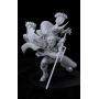 One Piece - Figurine Smoker Scultures Big Zoukeio 6 Vol.5 Monochrome Version